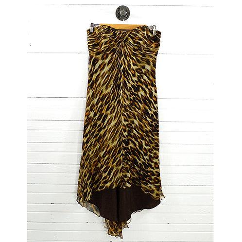 Laundry By Shelli Segal Leopard Print Dress #178-7