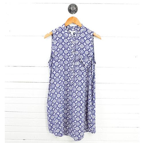 Nieves Lavi Print Dress #138-109