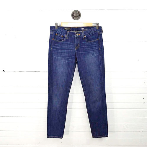 J. Crew 'Toothpick' Skinny Ankie Jeans #138-1460