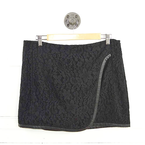 Rebecca Taylor Lace Mini Skirt #131-22