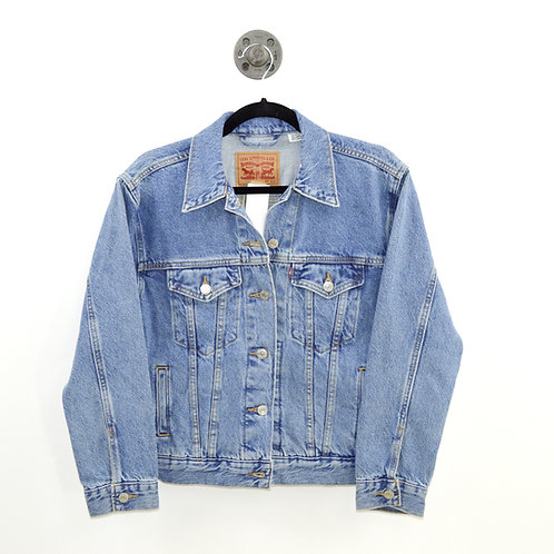 Levi's Ex- Boyfriendtrucker Denim Jacket #123-2064