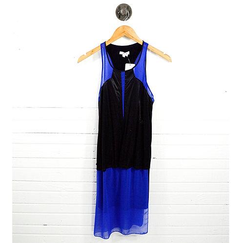 Helmut Lang Layered Mini Dress #186-53