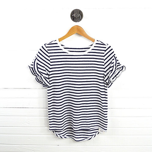 A. New. Day Striped T-Shirt #123-1038