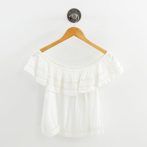 Wilfred Off The Shoulder Blouse #135-131