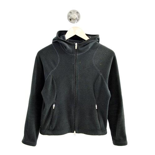 Nike Fleece Hooded Zip-Up Jacket #197-1