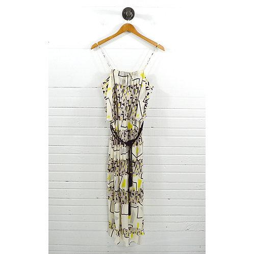 Diane Von Furstenburg Silk Maxi Dress #185-24