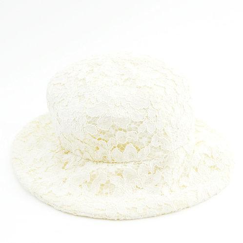 Vicki Sather Lace Bucket Hat #170-3033