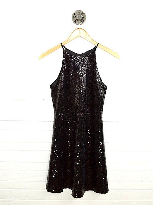 Aqua Sequin Dress #101-1461