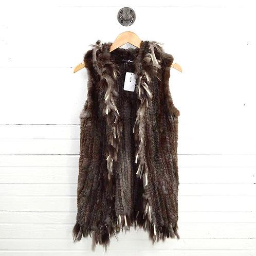 Belle Fare Fur Vest #178-19