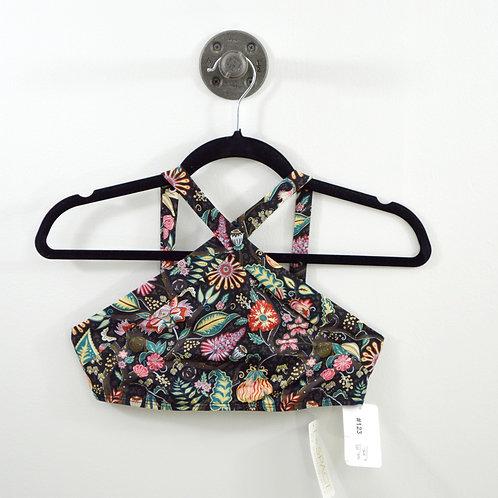 L*Space Floral Bikini Top #123-2090