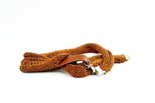 Vintage Leather Belt #170-1659