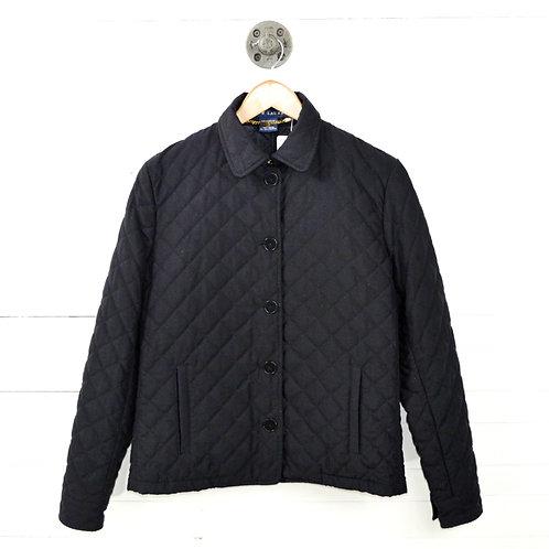 Ralph Lauren Quilted Jacket #155-6