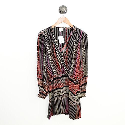 Parker Patterned Dress #185-1258