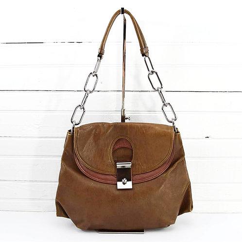 Marc Jacobs Leather Shoulder Bag #186-6