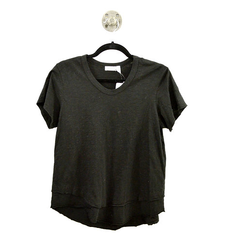 Wilt Layered Raw Edge T-Shirt #123-2081