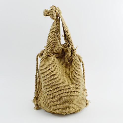 The Sak Bamboo Woven Hobo Bag #100-3061