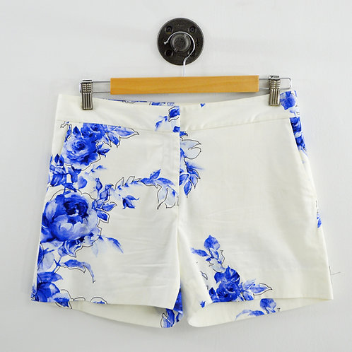 Lela Rose Floral Shorts #135-114