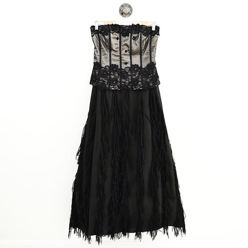 Corset Ball Gown #195-5