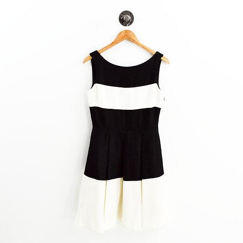 Kate Spade Striped Silk Dress #135-197