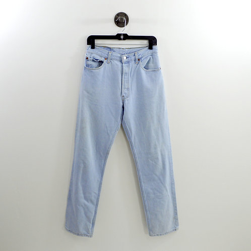 Levi's 'Restyled' 501 vintage Jeans #200-1960