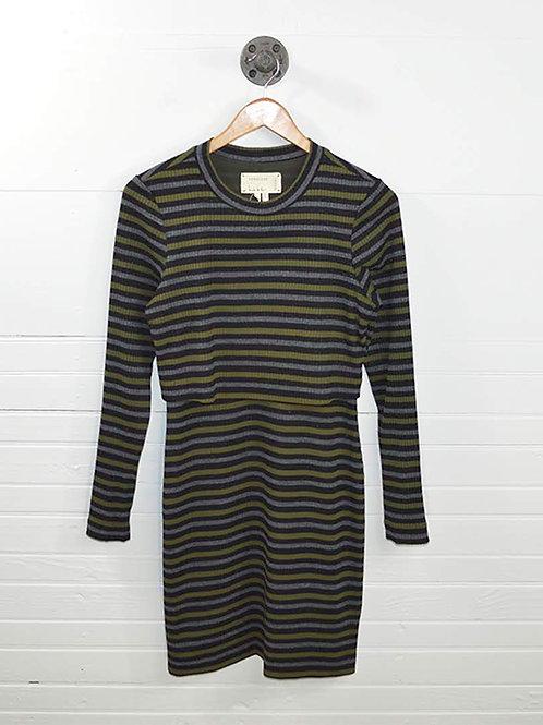 Nicole Miller Artelier Striped Dress #137-8