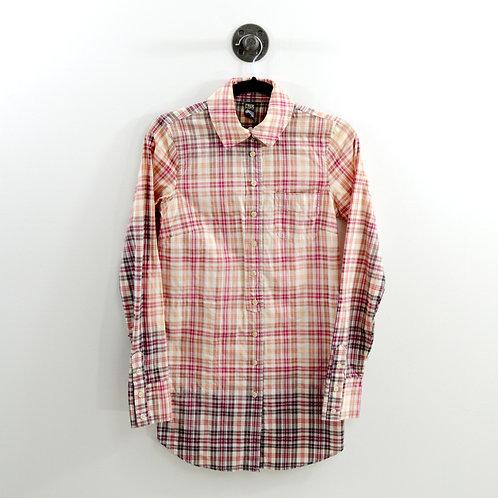 Free People Plaid Shirt Dress #180-1887