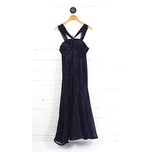 Rene Ruiz Shimmer Gown #174-4