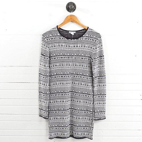 Helmut Lang Woven Knit L/S Dress #127-57