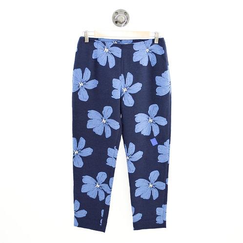 Lela Rose Floral Trouser #169-46