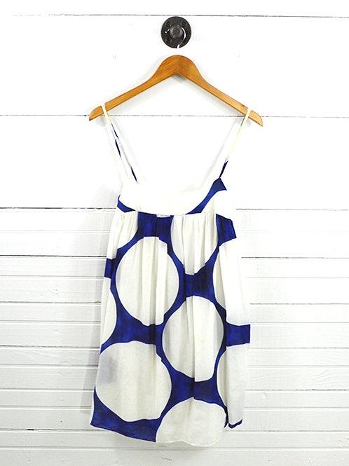 Gap Babydoll Criss Cross Straps Dress #178-1467