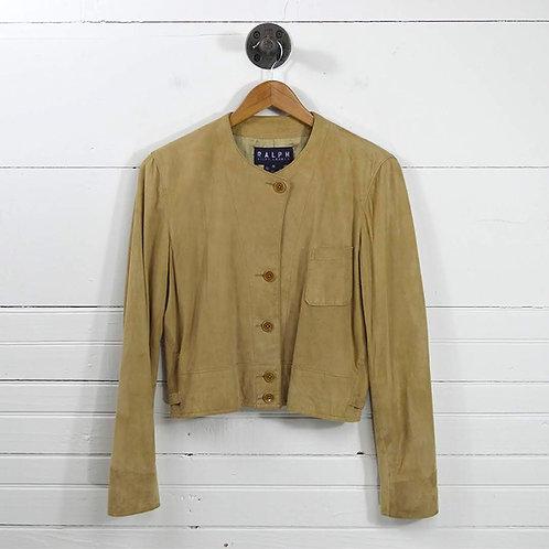 Ralph Lauren Suede Blazer #170-76