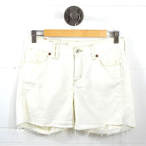 Madewell Cut Off Shorts #135-38