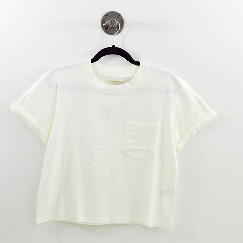 Madewell Single Pocket T-Shirt #123-2087