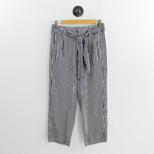AYR Striped Silk Pant #135-119