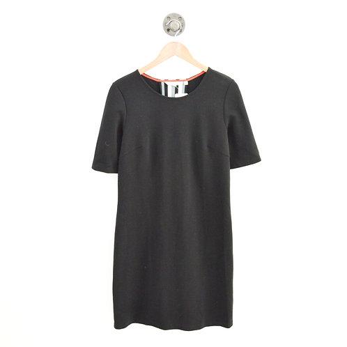 Boden Ribbed Stripe Back Dress #187-80