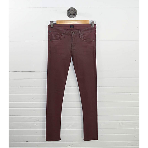 Citizens Of Humanity Racer Lowrise Skinny Jean #123-207