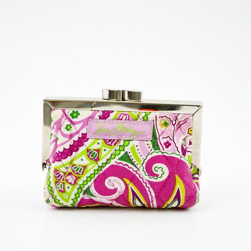 Vera Bradley Small Change Wallet #194-8