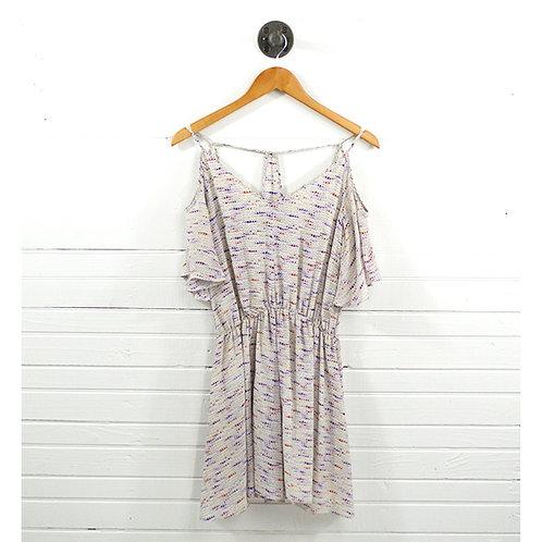 Funktional Cold Shoulder Dress 185-7