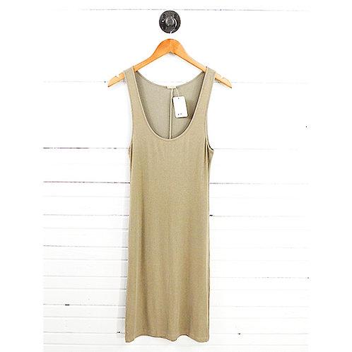 Ergon Mykonos Ribbed Tank Dress #147-27