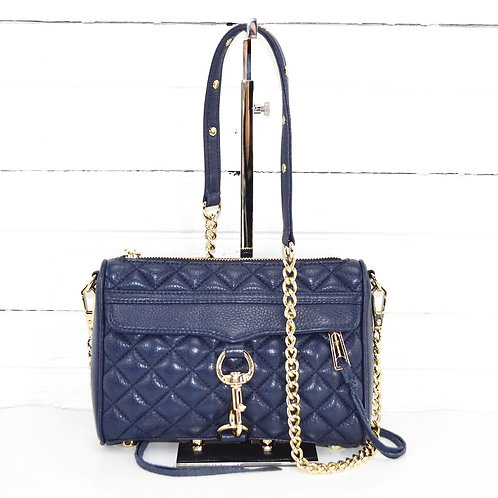Rebecca Minkoff Quilted Crossbody Bag #169-18