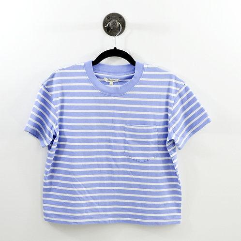 Madewell Striped Single Pocket T-Shirt #123-2089