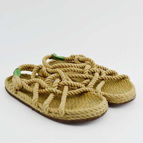 Mecates Rope Art Sandal #175-2021