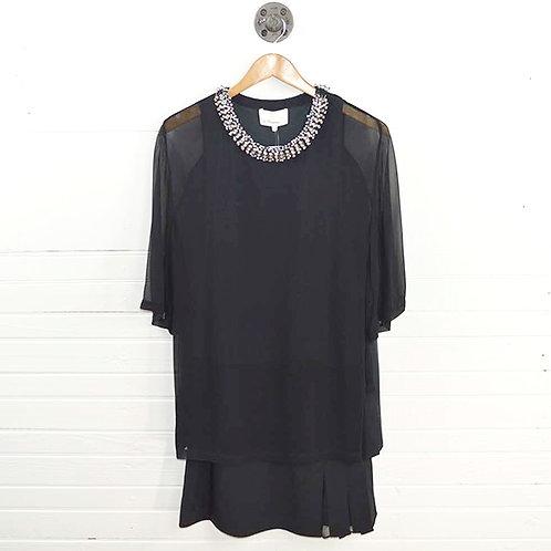 3.1 Phillip Lim Embellished T-Shirt Dress #131-55
