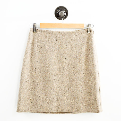 Theory Easy Waist Speckle Wool #135-142