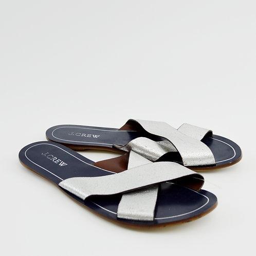 J. Crew Leather Sandal #123-3079