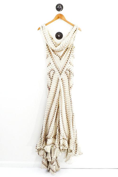 Zac Posen Floral Dress #189-1