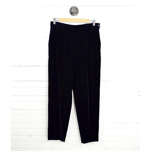 Yves Saint Laurent Velvet Trousers #170-152