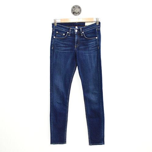 Rag & Bone/ Jean High Rise Skinny Jean #135-147