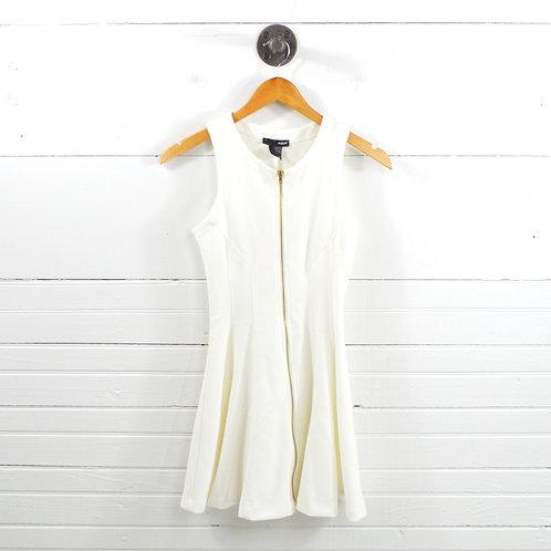 Aqua Zipper Dress #101-1347