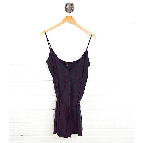 Kiki De Montparnasse Wrap Slip Dress #143-1